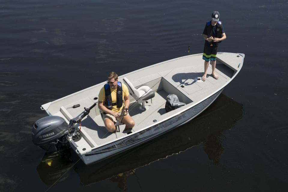 2020 Smoker Craft ANGLER 16 T in Lagrange, Georgia - Photo 2