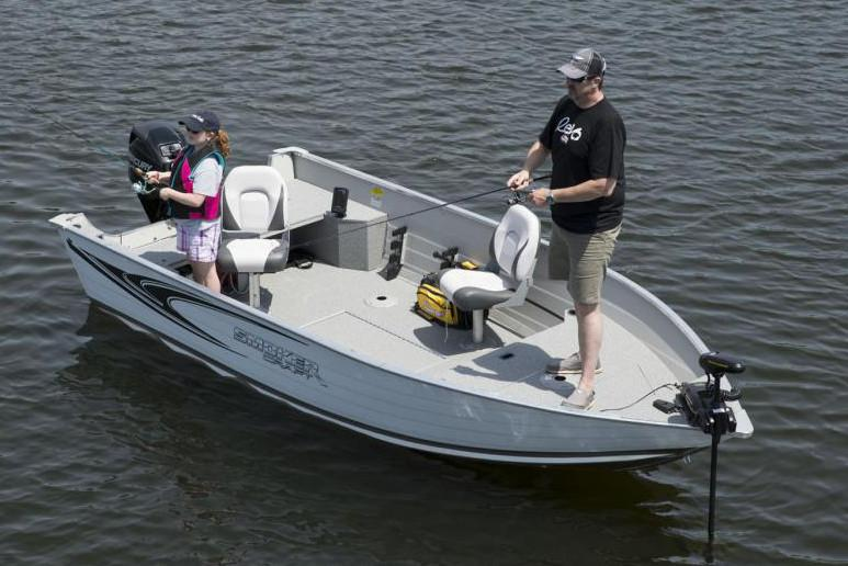 2020 Smoker Craft ANGLER 16 XL TL in Holiday, Florida - Photo 1