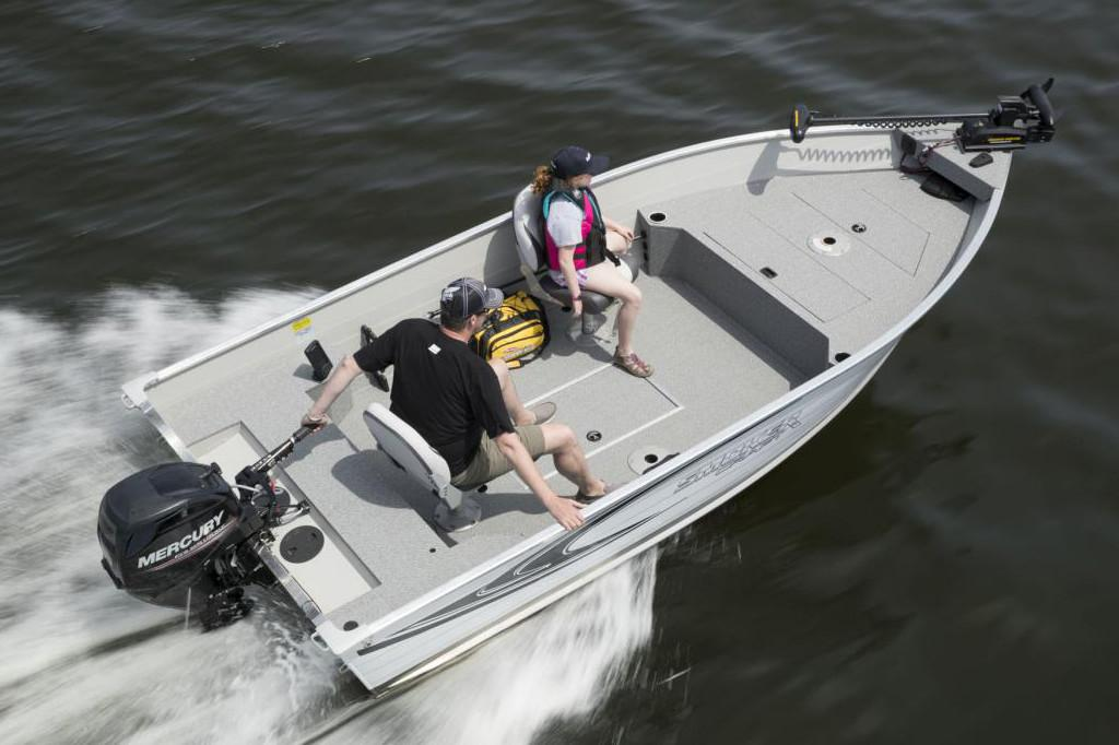 2021 Smoker Craft ANGLER 16 XL TL in Lagrange, Georgia - Photo 2