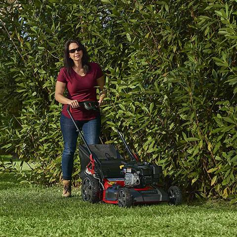 Snapper Quiet 21 in. Briggs & Stratton InStart Professional Self-Propelled in Gonzales, Louisiana - Photo 4