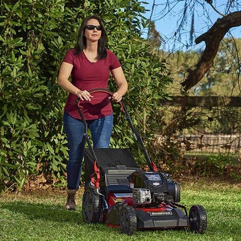 Snapper Quiet 21 in. Briggs & Stratton InStart Professional Self-Propelled in Gonzales, Louisiana - Photo 5