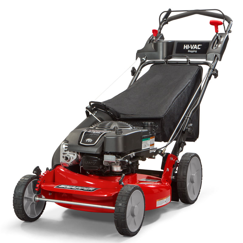 2017 Snapper HI VAC Series Lawn Mowers (2185020) in Franklin, North Carolina