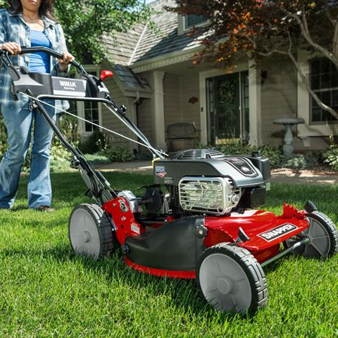 2017 Snapper Ninja Series Lawn Mowers (7800981) in Calmar, Iowa