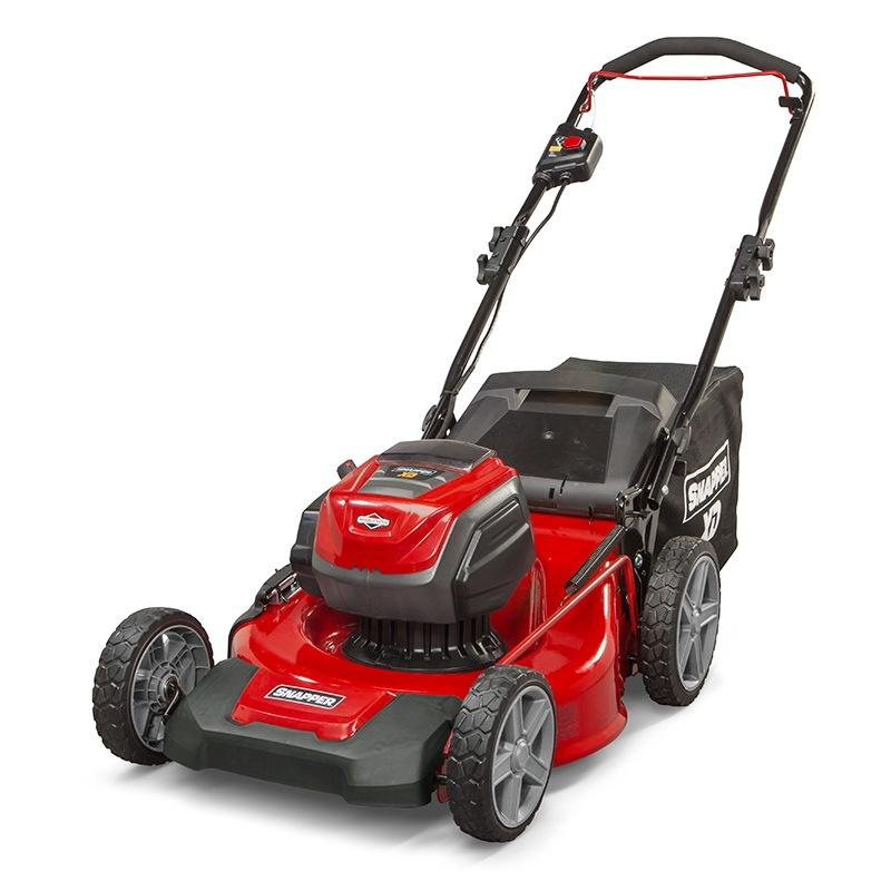 2017 Snapper XD 82V Max Cordless Push Mower (SXDWM82) in Eastland, Texas