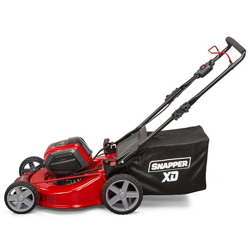 2017 Snapper XD 82V Max Cordless Push Mower (SXDWM82) in Gonzales, Louisiana