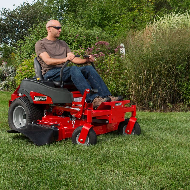 2017 Snapper 400Z Zero Turn Mower (400Z - 25/48) in Eastland, Texas