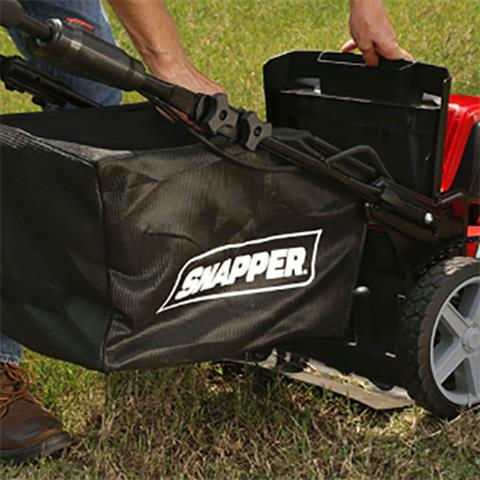 2018 Snapper 60-Volt Max Lithium-Ion Cordless Walk Mower (SP60V) in Gonzales, Louisiana