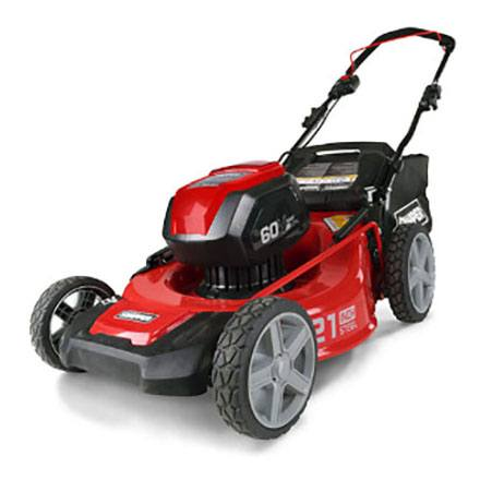 2018 Snapper 60-Volt Max Lithium-Ion Cordless Walk Mower (SP60V) in Fond Du Lac, Wisconsin