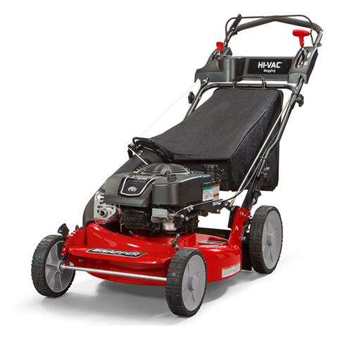 2018 Snapper HI VAC Series Lawn Mowers (P2185020E) in Fond Du Lac, Wisconsin