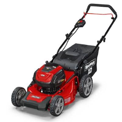 2018 Snapper XD 82V Max Cordless Walk Mower (SXD19PWM82K) in Eastland, Texas