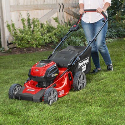 2018 Snapper XD 82V Max Cordless Walk Mower (SXD19PWM82K) in Fond Du Lac, Wisconsin