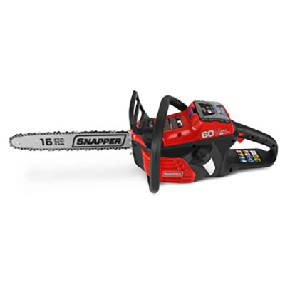 2018 Snapper 60-Volt Max Lithium Ion Cordless Chainsaw (SC60V) in Fond Du Lac, Wisconsin