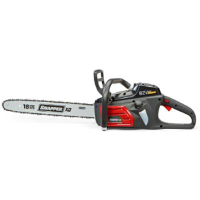 2018 Snapper 82-Volt Max Lithium-Ion Cordless Chainsaw (SXDCS82) in Fond Du Lac, Wisconsin