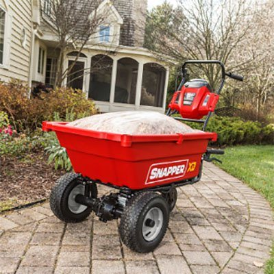2018 Snapper XD 82V Max Cordless Self-Propelled Utility Cart (SXDC82) in Fond Du Lac, Wisconsin