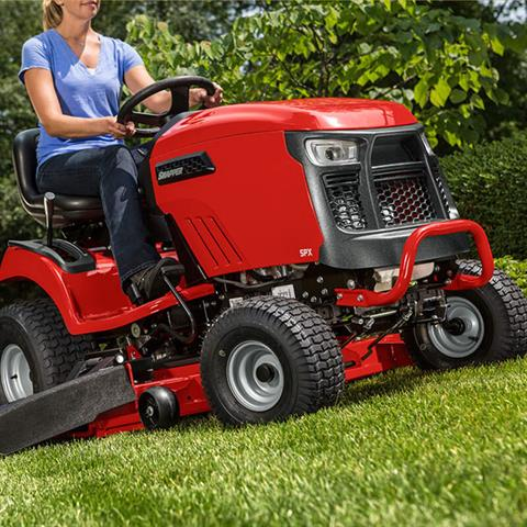 2019 Snapper SPX 42 in. Briggs & Stratton 23 hp in Evansville, Indiana - Photo 9