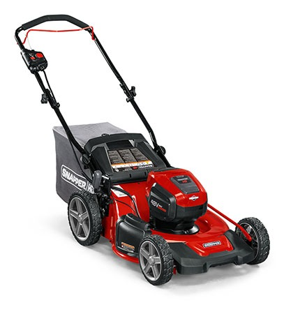 2019 Snapper HD 48V Max Electric Cordless Push Lawn Mower (20WM48K) in Gonzales, Louisiana - Photo 4