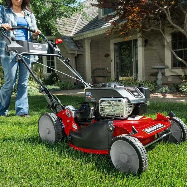 Snapper RP2185020 Ninja Series 21 in. Briggs & Stratton 190 cc in Evansville, Indiana - Photo 9