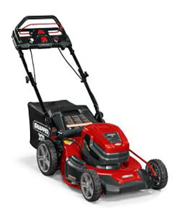 2019 Snapper XD 82V Max StepSense Automatic Drive SXD21SSWM82K Zero Turn Mower in Lafayette, Indiana