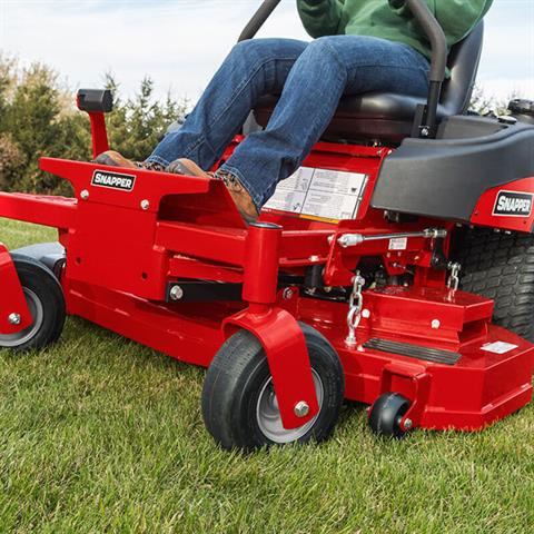 2019 Snapper 460Z 48 in. Briggs & Stratton 25 hp in Gonzales, Louisiana - Photo 5