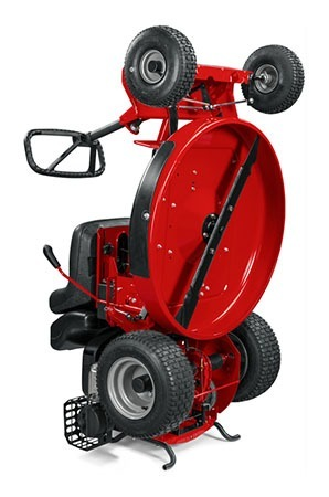2020 Snapper Classic Rear Engine 33 in. Briggs & Stratton Intek 15.5 hp in Rice Lake, Wisconsin - Photo 4