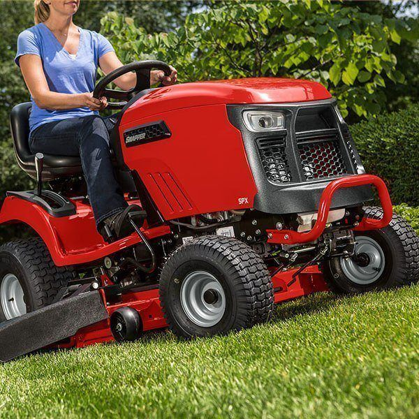 2019 Snapper SPX 42 in. Briggs & Stratton 25 hp in Calmar, Iowa - Photo 5