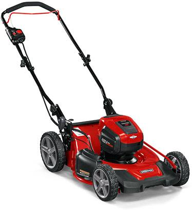 2019 Snapper HD 48V Max Electric Cordless 20WM48 Zero Turn Mower in Lafayette, Indiana