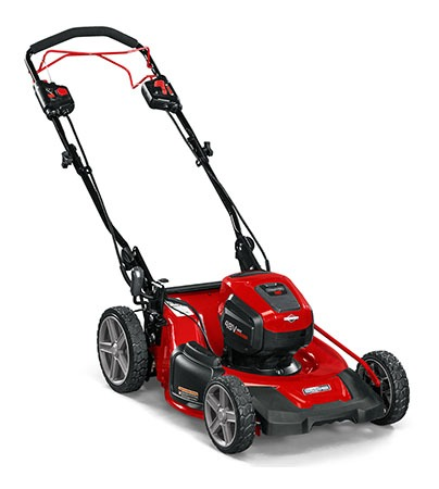 2019 Snapper HD 48V Electric Cordless 20SPWM48 Zero Turn Mower in Gonzales, Louisiana