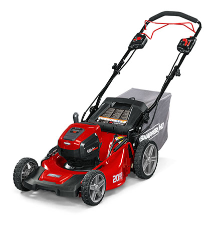 2019 Snapper HD 48V Electric Cordless 20SPWM48 Zero Turn Mower in Evansville, Indiana - Photo 3