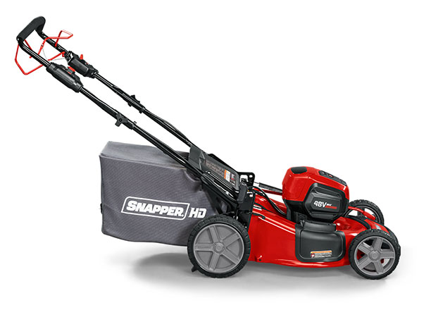 2019 Snapper HD 48V Electric Cordless 20SPWM48 Zero Turn Mower in Evansville, Indiana - Photo 4