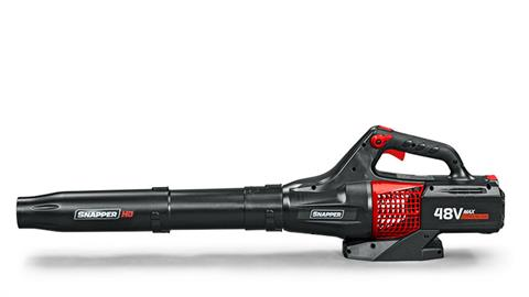 Snapper HD 48V Max Electric Cordless Leaf Blower (BL48) in Evansville, Indiana - Photo 3