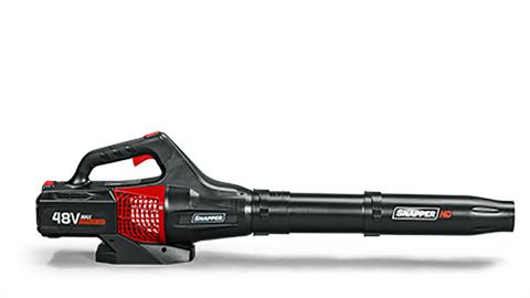 Snapper HD 48V Max Electric Cordless Leaf Blower (BL48) in Evansville, Indiana - Photo 4