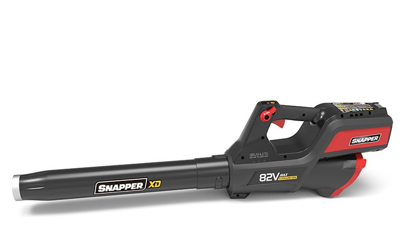 Snapper XD 82V Max Lithium-Ion Cordless Leaf Blower (SXDBL82) in Lafayette, Indiana - Photo 1