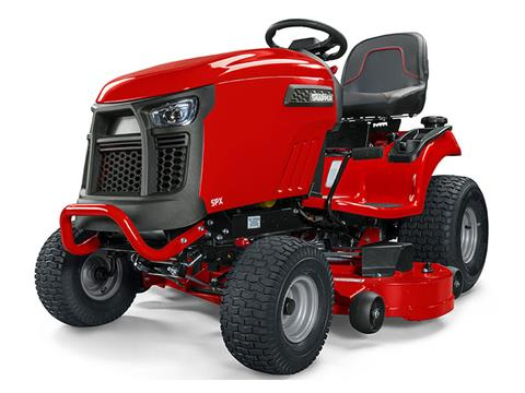 2021 Snapper SPX 46 in. Briggs & Stratton Intek 23 hp in Calmar, Iowa - Photo 1
