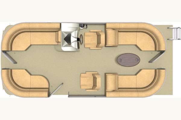 2016 South Bay 22 RS2 in Center Ossipee, New Hampshire