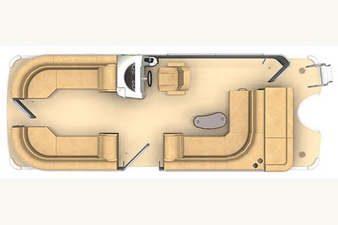 2016 South Bay 424 CR in Center Ossipee, New Hampshire