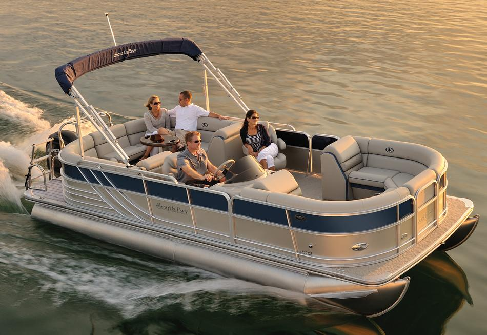 2016 South Bay 524 RS in Center Ossipee, New Hampshire