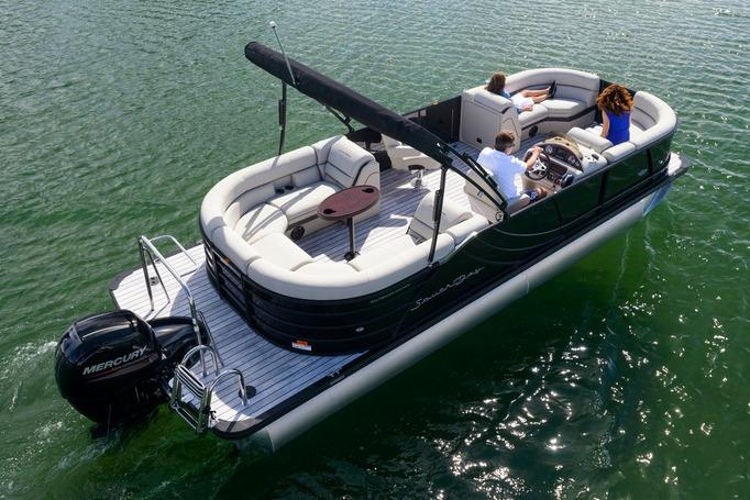 2017 South Bay 525 SL in Center Ossipee, New Hampshire