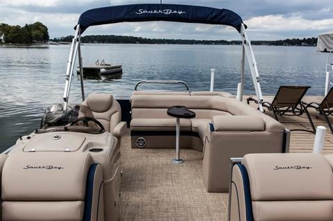 2017 South Bay 527 CR-UDS in Center Ossipee, New Hampshire