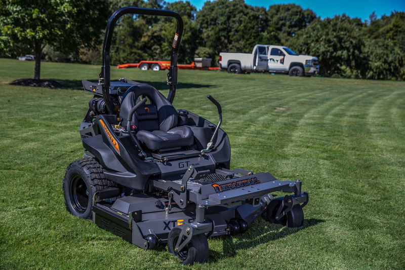 2018 Spartan Mowers SRT-HDD Caterpillar Diesel (61 in.) in Leesville, Louisiana