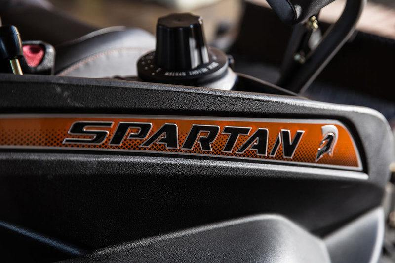 2018 Spartan Mowers SRT-HD Kohler EFI (54 in.) in Leesville, Louisiana - Photo 11