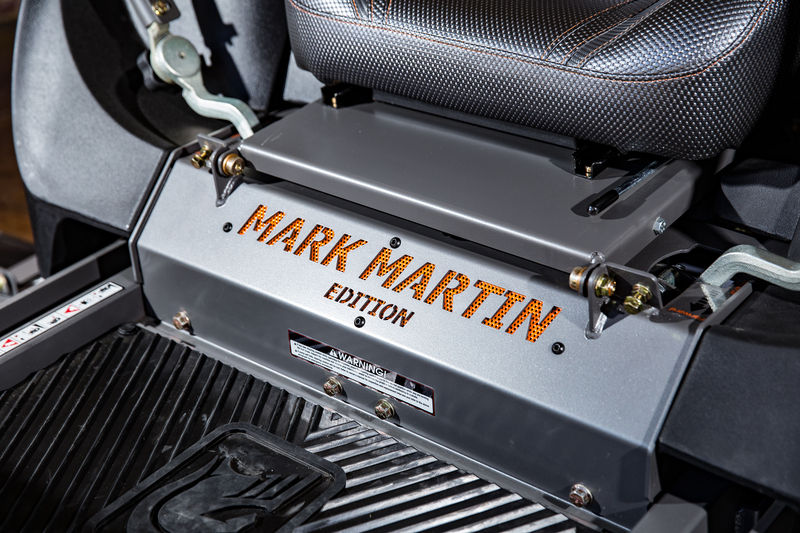 2018 Spartan Mowers SRT-HD Mark Martin 32hp Vanguard (54 in.) in Leesville, Louisiana - Photo 4