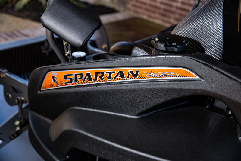 2018 Spartan Mowers SRT-HD Mark Martin 32hp Vanguard (54 in.) in Leesville, Louisiana - Photo 6