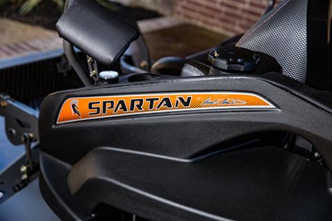 2018 Spartan Mowers SRT-HD Mark Martin 32hp Vanguard (54 in.) in South Hutchinson, Kansas