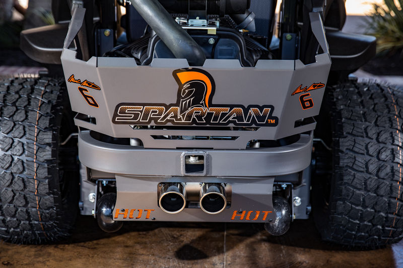 2018 Spartan Mowers SRT-XD Mark Martin 37hp Vanguard (72 in ) in Leesville,  Louisiana