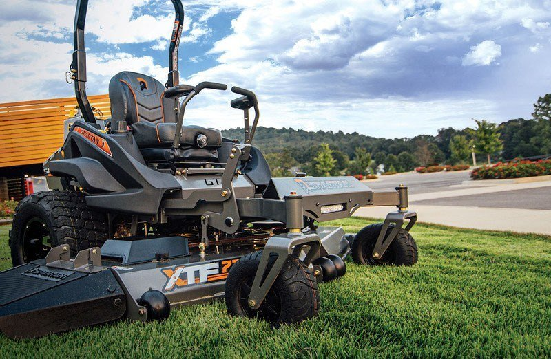 2020 Spartan Mowers SRT XD 54 in. Vanguard Big Block 28 hp in Prairie Du Chien, Wisconsin - Photo 2