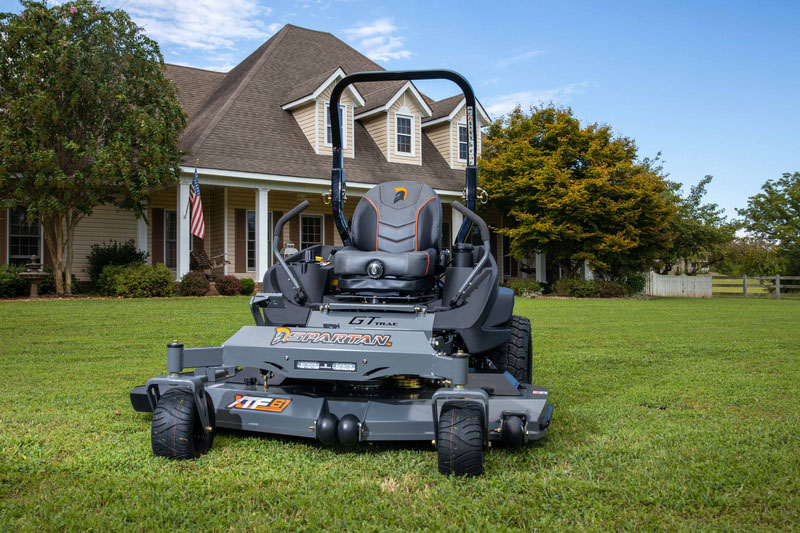 2021 Spartan Mowers RT-Pro 61 in. Briggs and Stratton Commercial 27 hp in La Marque, Texas - Photo 6