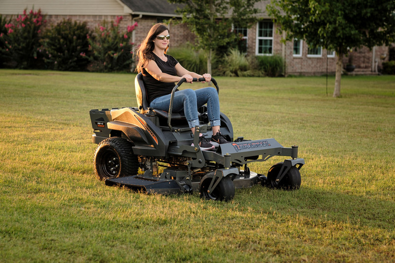 2021 Spartan Mowers RZ-C 42 in. Kawasaki FR651 21.5 hp in Lafayette, Louisiana - Photo 8