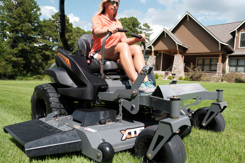 2021 Spartan Mowers RZ-C 42 in. Kawasaki FR651 21.5 hp in Lafayette, Louisiana - Photo 10