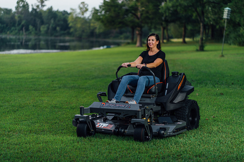 2021 Spartan Mowers RZ 54 in. Briggs & Stratton Commercial 25 hp in Amarillo, Texas - Photo 7