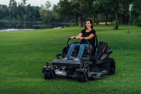 2021 Spartan Mowers RZ 61 in. Kawasaki FX730 24 hp in Leesville, Louisiana - Photo 7